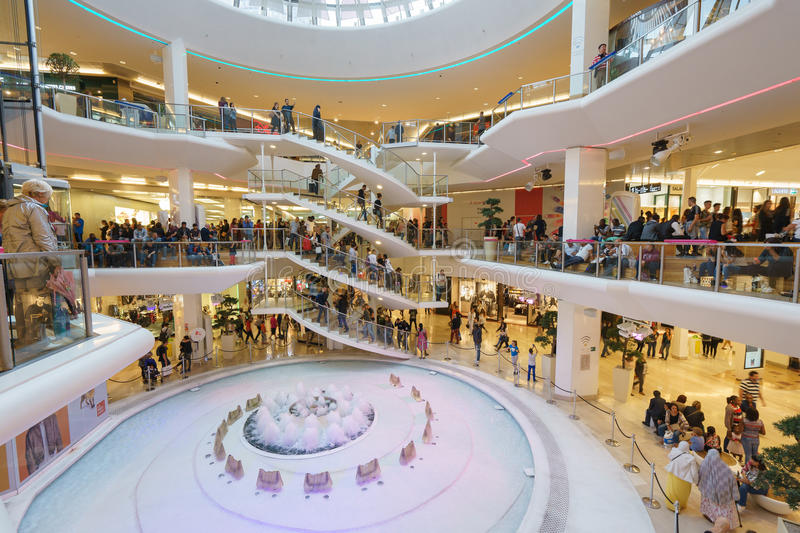 EDCON : A catch 22 for mall owners